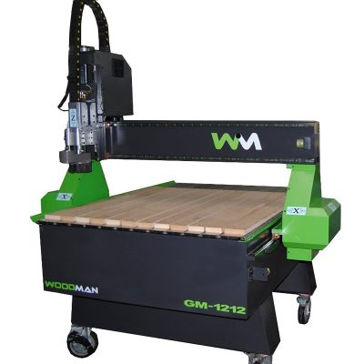 Woodman CNC Machine