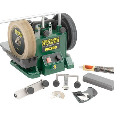 "WG200 8"" Wet Stone Sharpening System Package Deal"